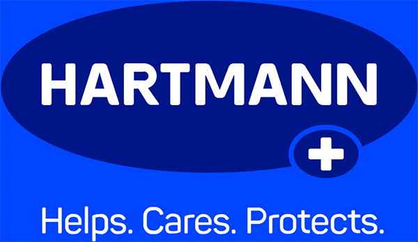 Hartmann Helps. Cares. Protects.